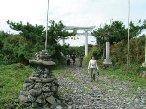 奥津比咩神社
